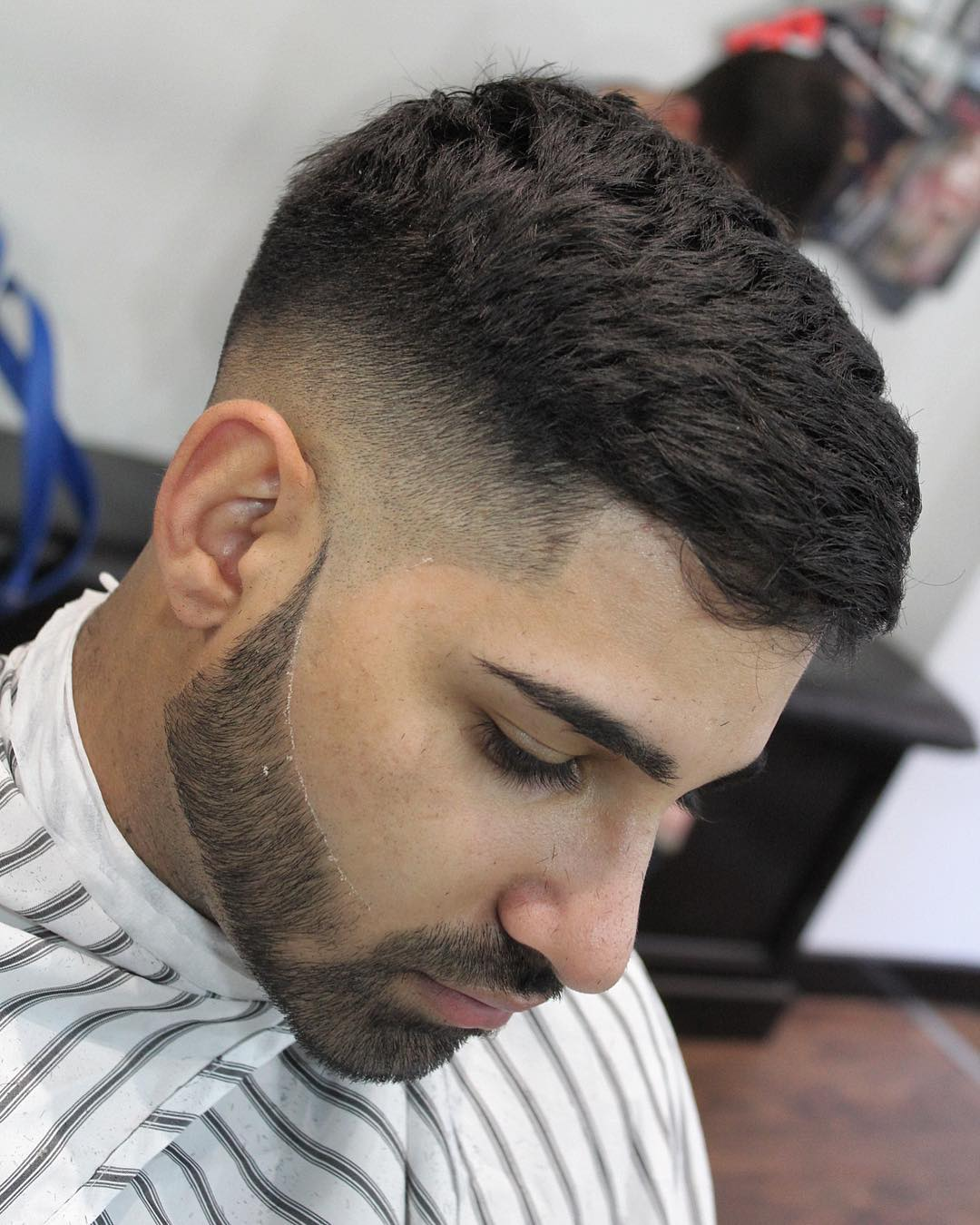 Men's Haircuts For Short Thick Hair