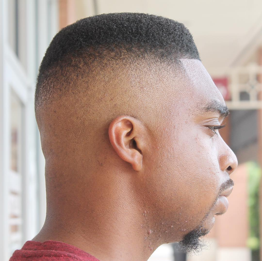 Boosie fade haircut for men