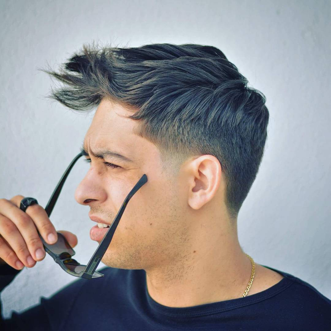 17 Messy Hairstyles For Men 2021 Trends