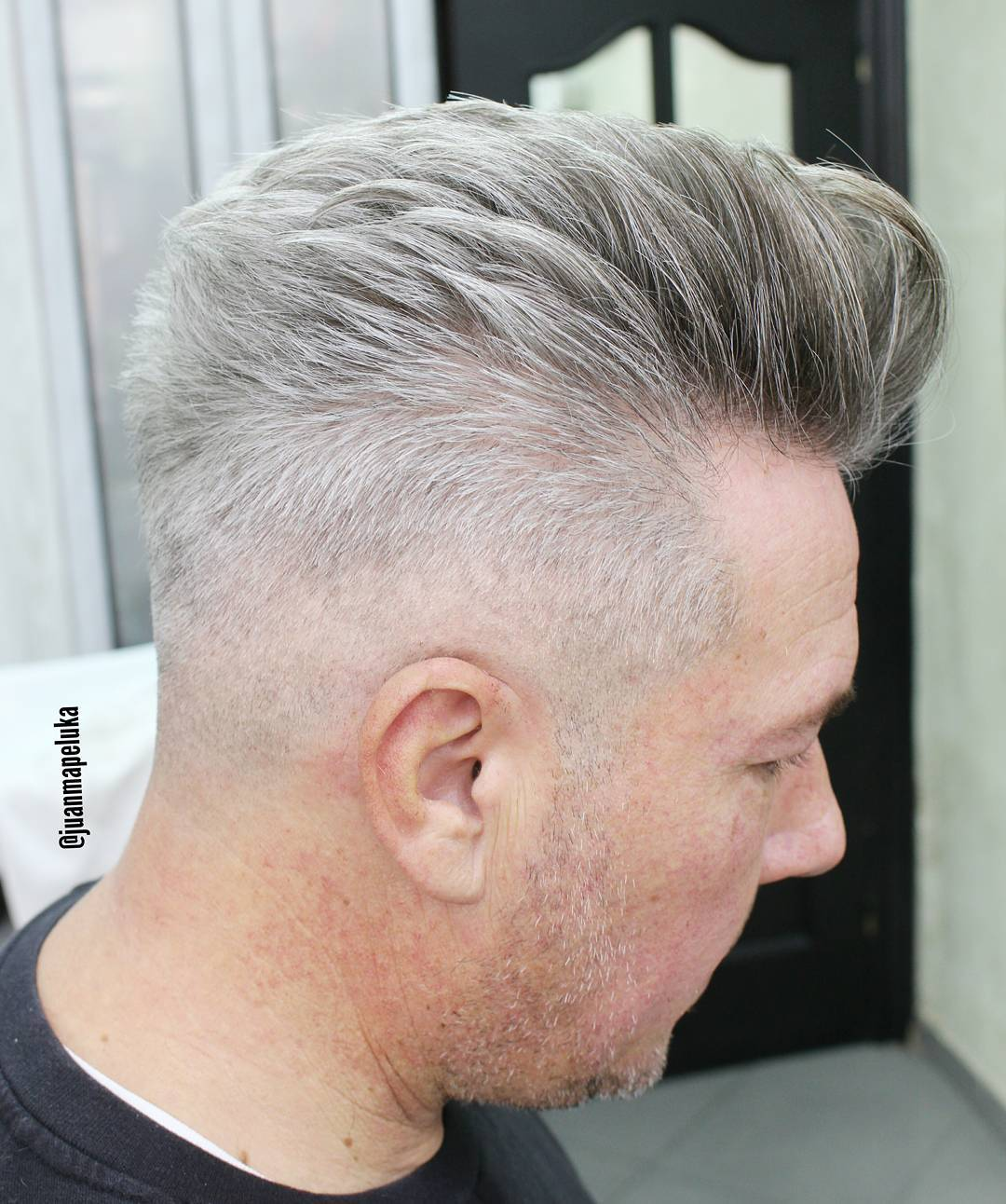 Hairstyles For Older Men | Men\'s Hairstyle Trends
