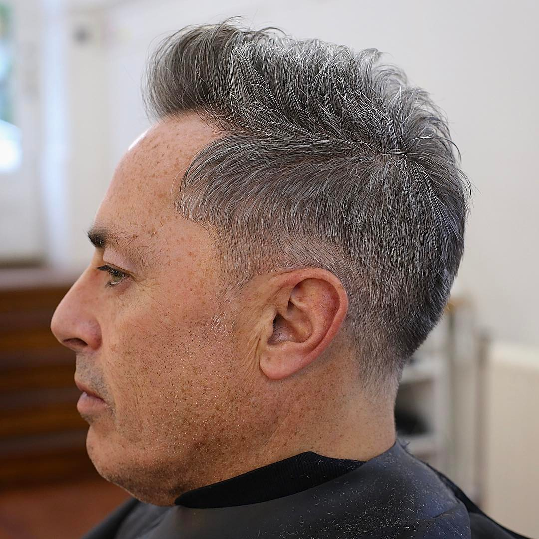 Hairstyles For Older Men