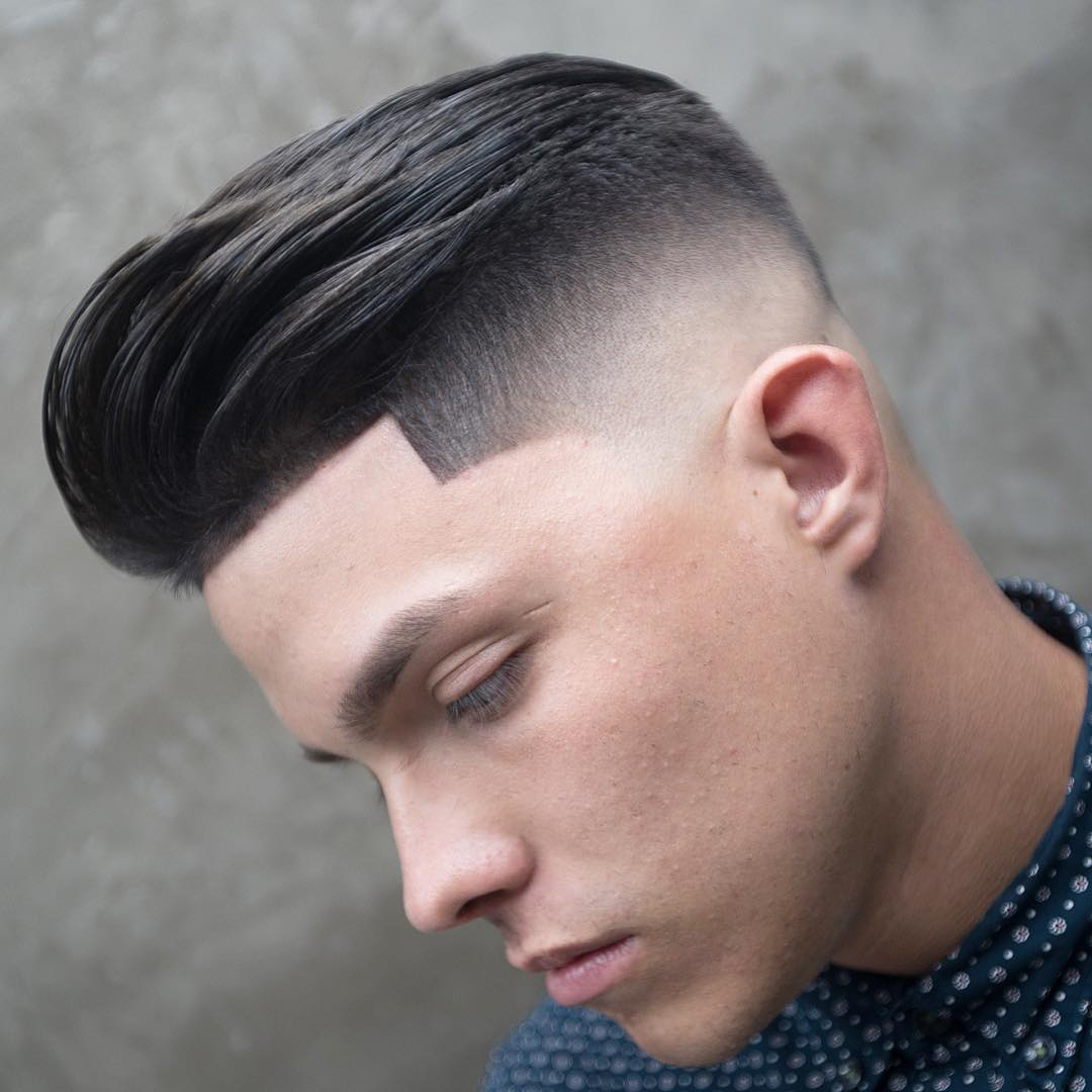 45 Different Fade Haircuts Men Should Try In 2020