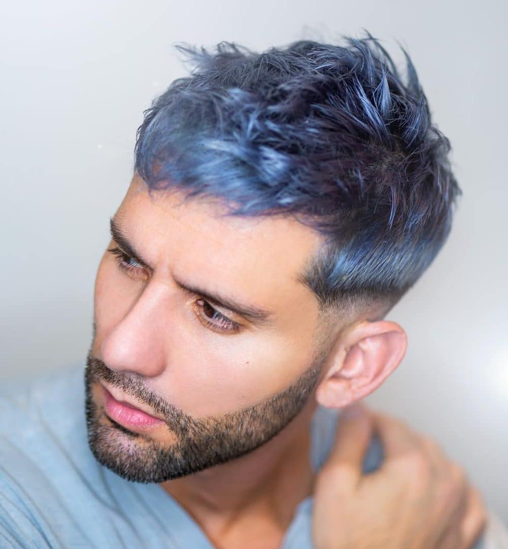 17 Messy Hairstyles For Men Super Cool Styles For 2020