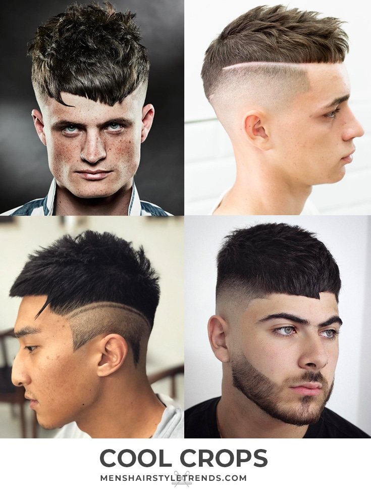 9 Men S Textured Haircuts The Crop