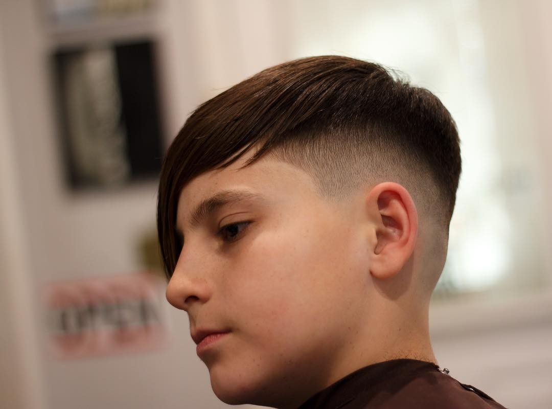 Boy Hair Style: The Best Haircuts For Teen Boys + Young Men (2018 Update