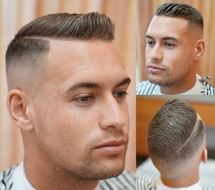 Mens Ivy League Haircut Mens Hairstyle Trends