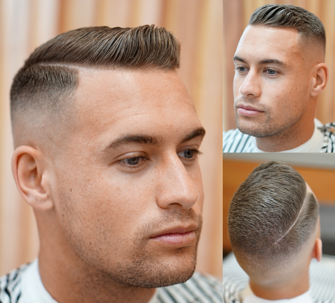 Types Of Haircuts For Men The Ultimate Guide To Different Haircut Styles