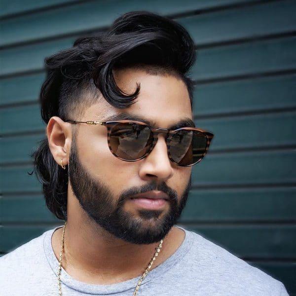 25 Stunning Mullet Haircut Styles