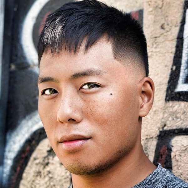 29 Best Hairstyles for Asian Men
