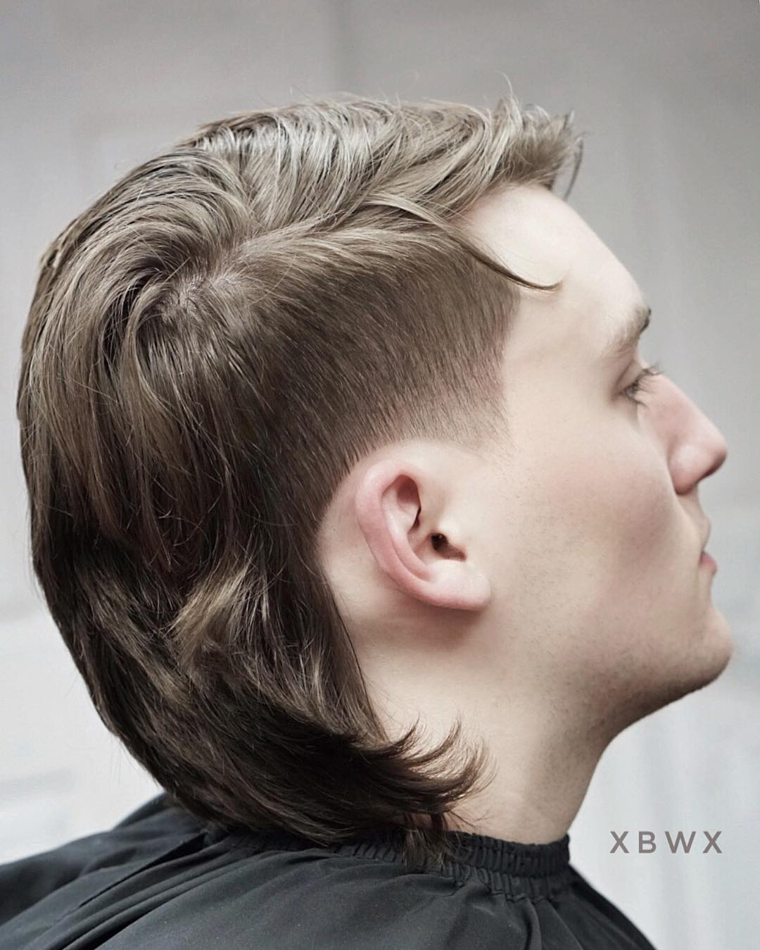 Super 25 Crazy Mullets For Men 2020 Styles Natural Hairstyles Runnerswayorg