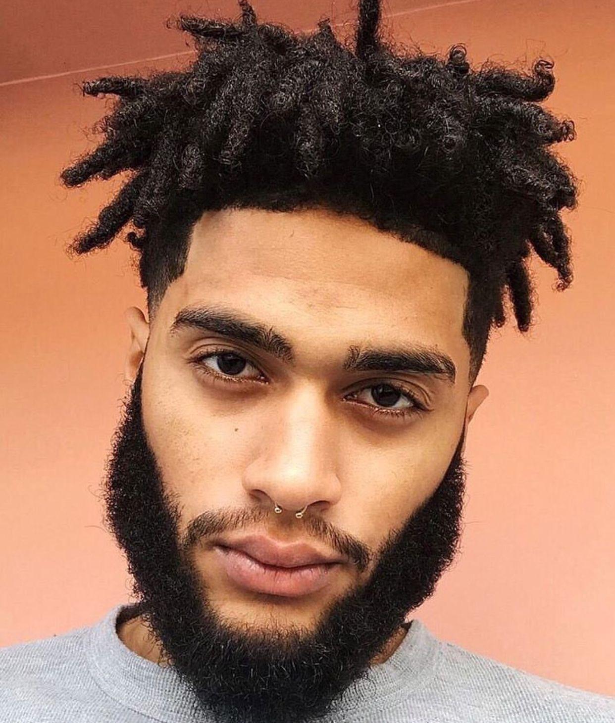 Full Chin Beard