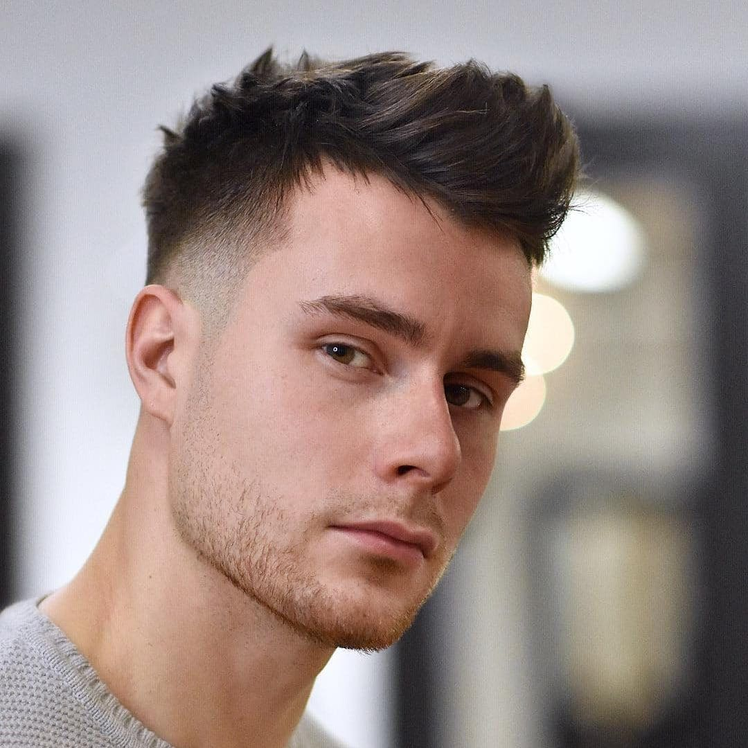 Best Men\u002639;s Hairstyles of 2018   New Looks for 2019  Men\u002639;s Hairstyle Trends