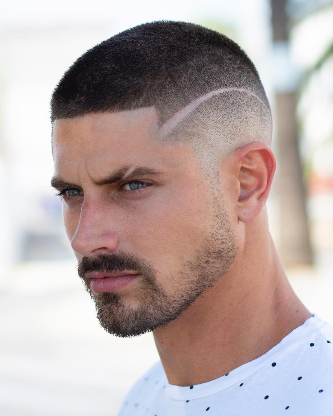 Eyebrow Cuts