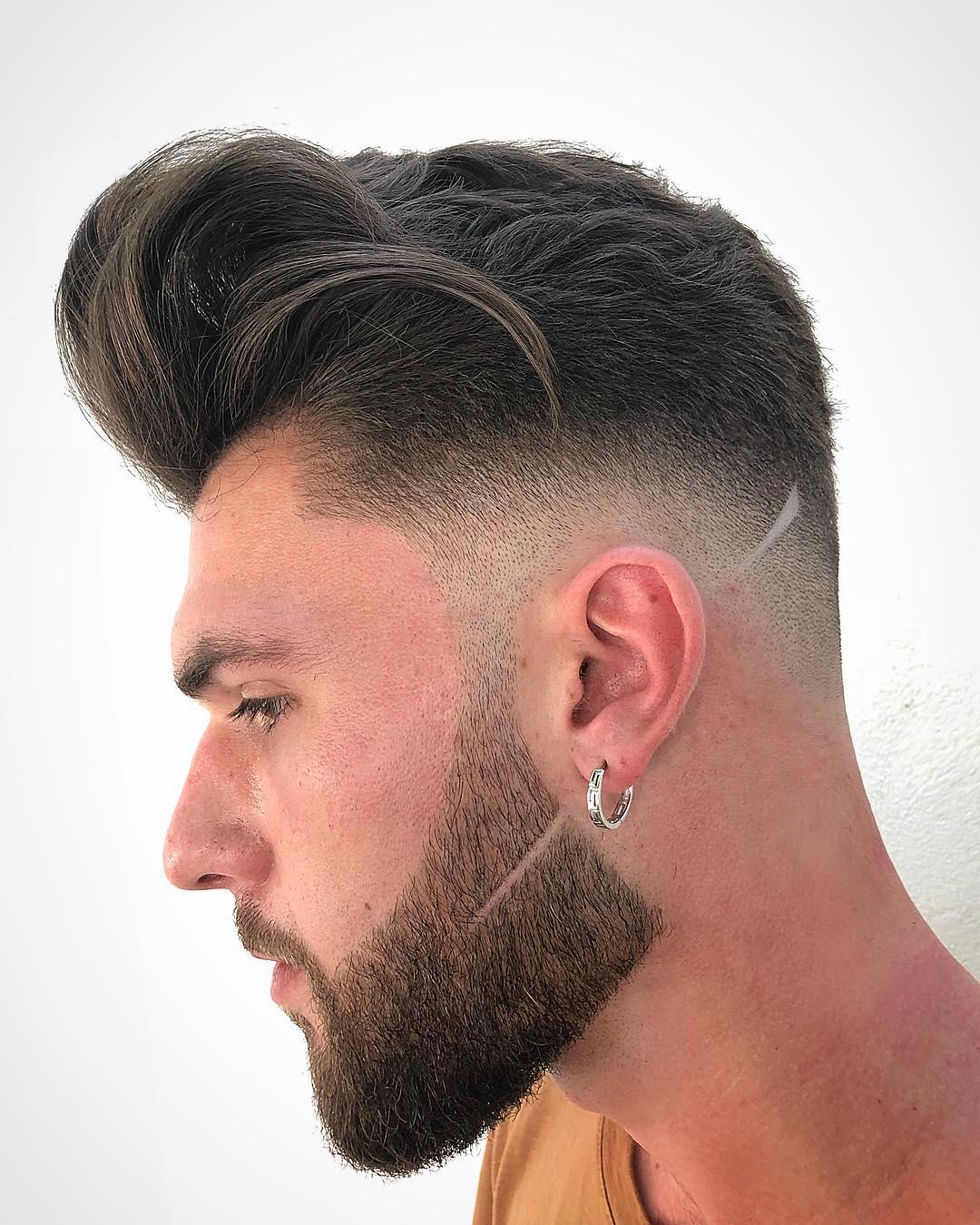 Beard Slash Design