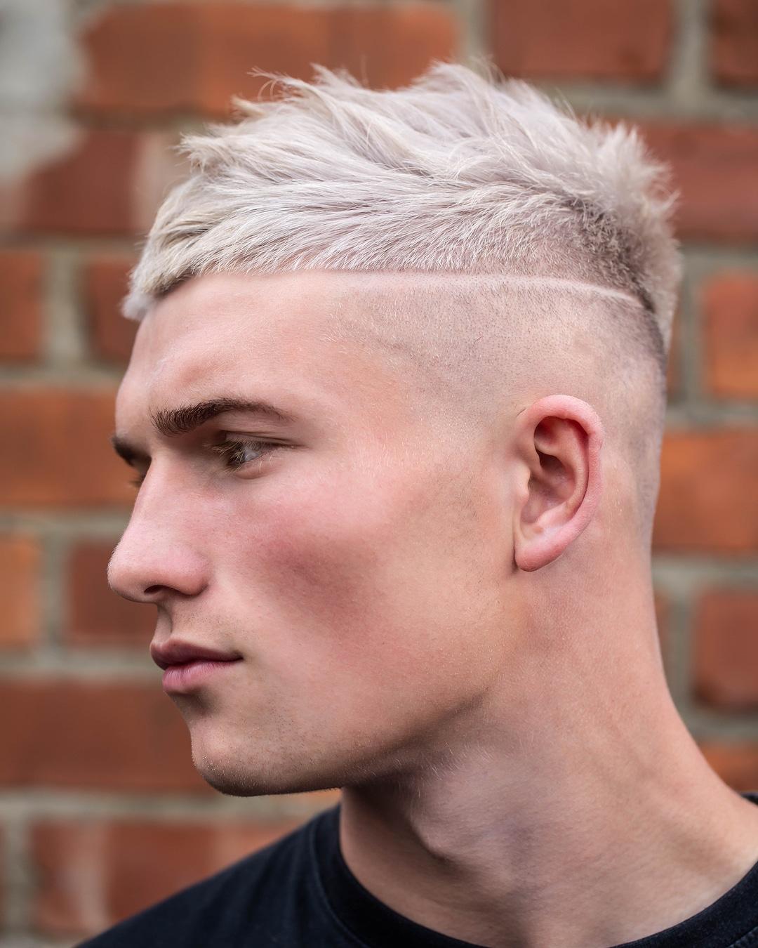 Crop Haircut For Short Hair