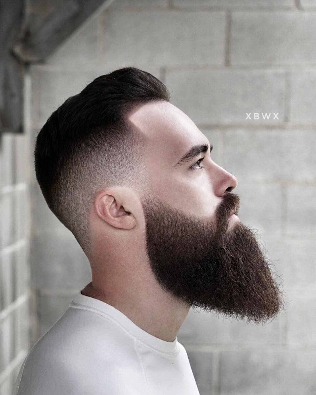 Shaped Beard