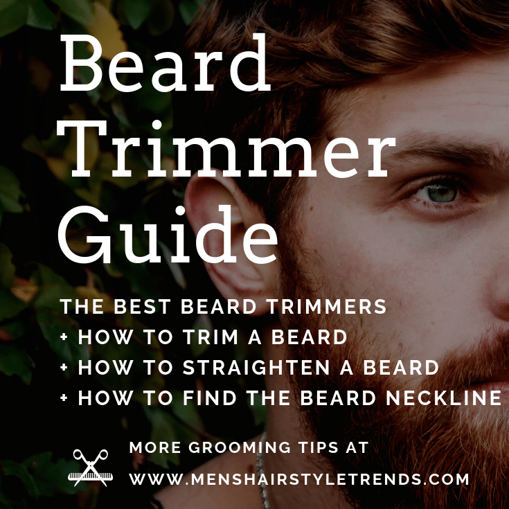 Best beard trimmers guide