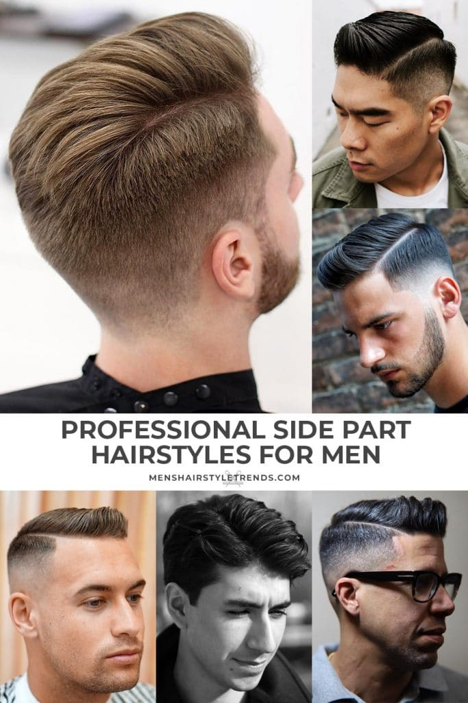 15 Professional Business Hairstyles For Men