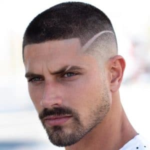 Haircut Designs: Lines