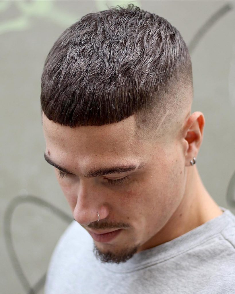 7 Cool Haircut Designs With Lines 2021 Trends