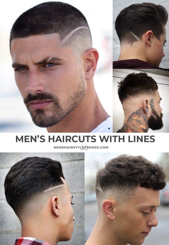 Haircut Designs Lines