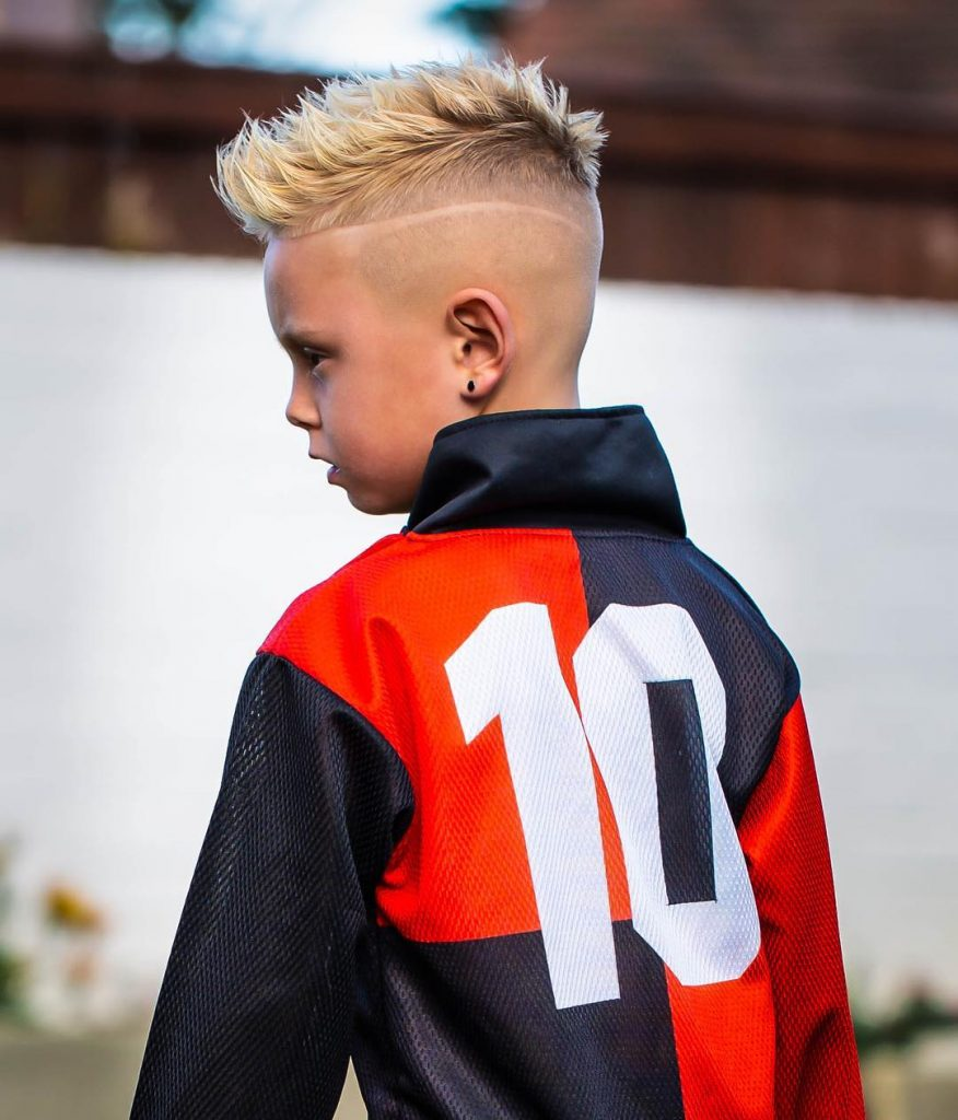 Cool Haircut For Boys
