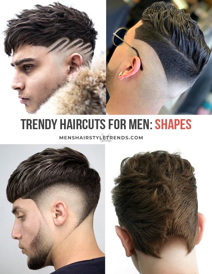 Trendy Haircuts For Men