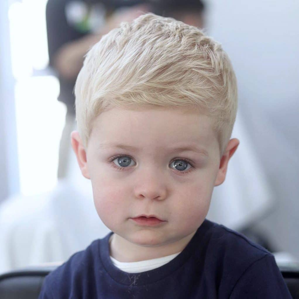 short haircuts for toddler boys
