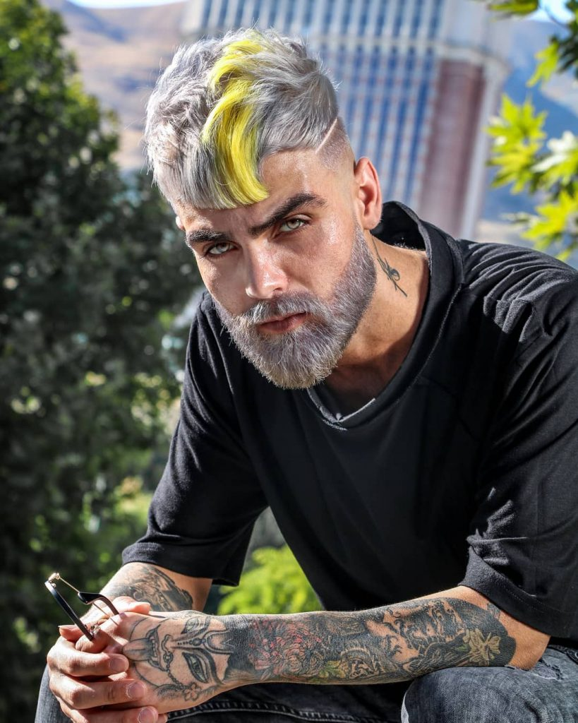 20 Modern Haircuts For Men 2021 Trends
