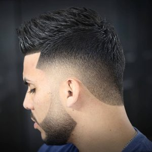 Cool Men's Haircuts With Beards