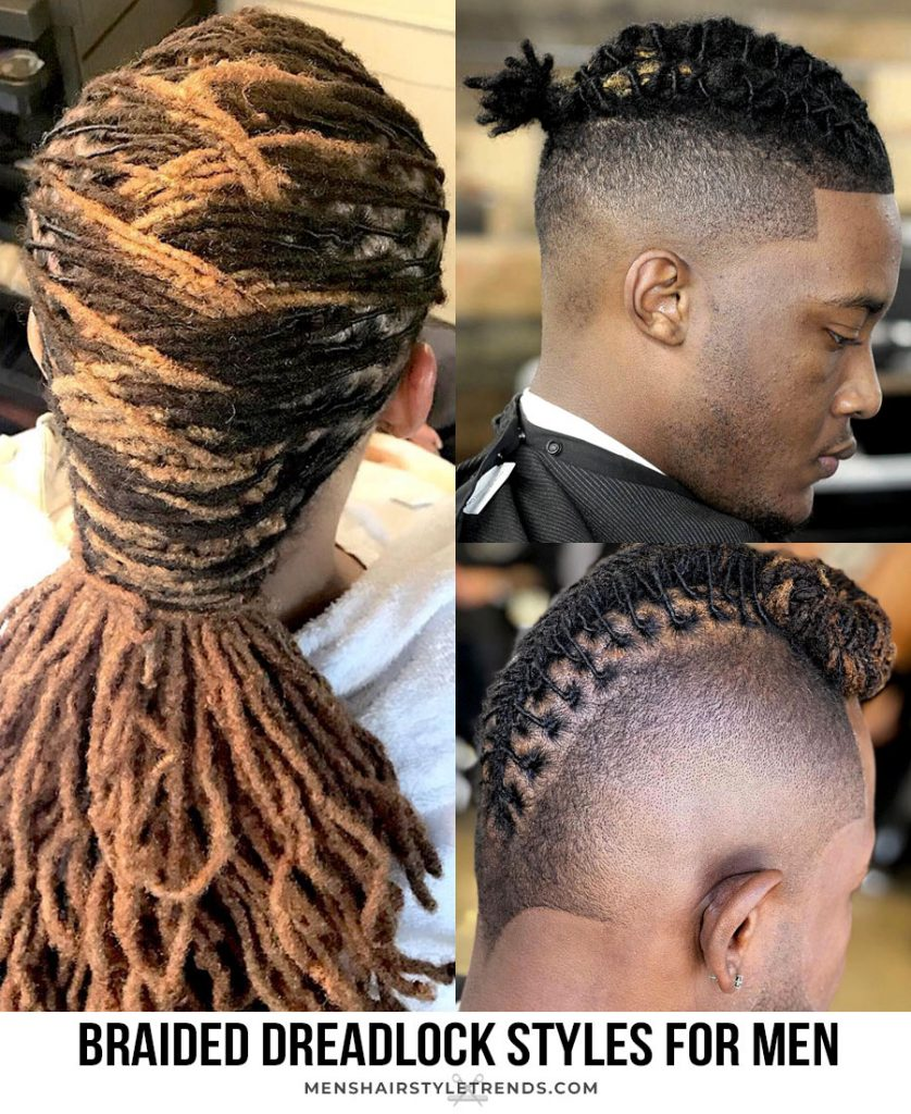 dreadlock braids for men