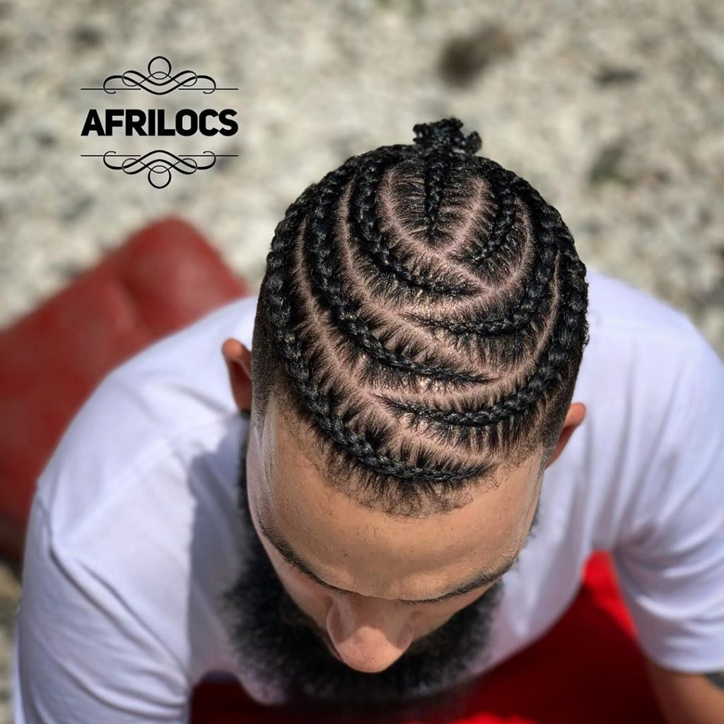 Braids For Men A Guide To All Types Of Braided Hairstyles For 2021
