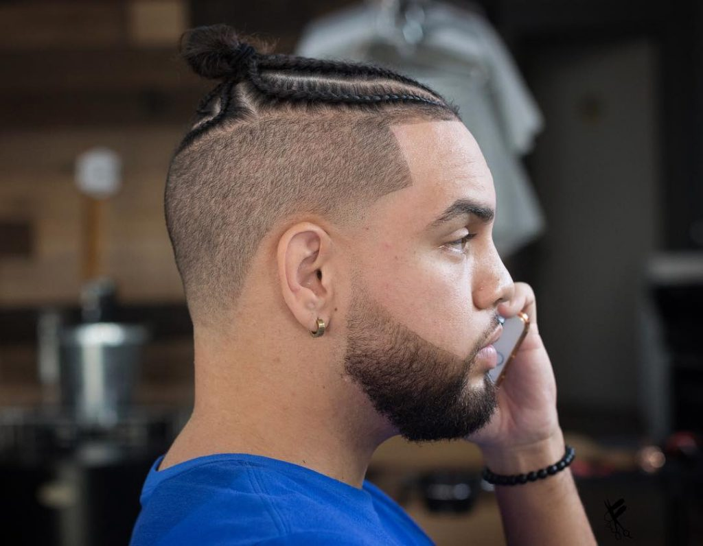 Braids For Men A Guide To All Types Of Braided Hairstyles