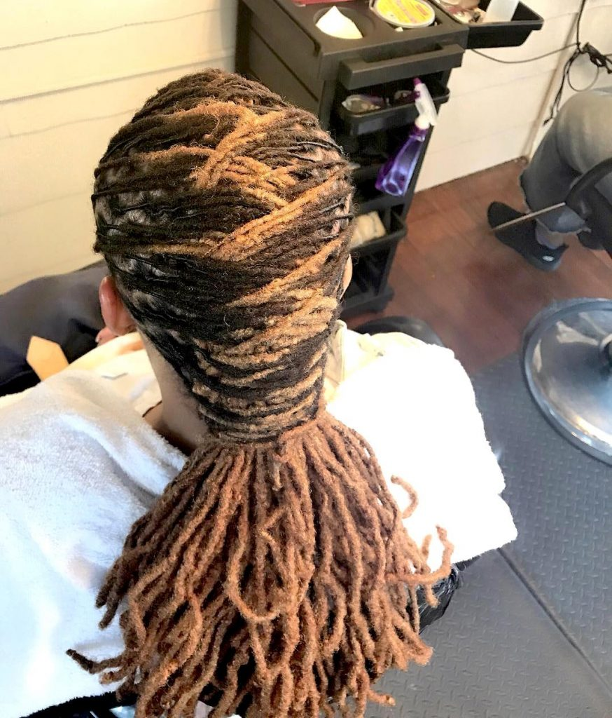 braid styles for dreadlocks men