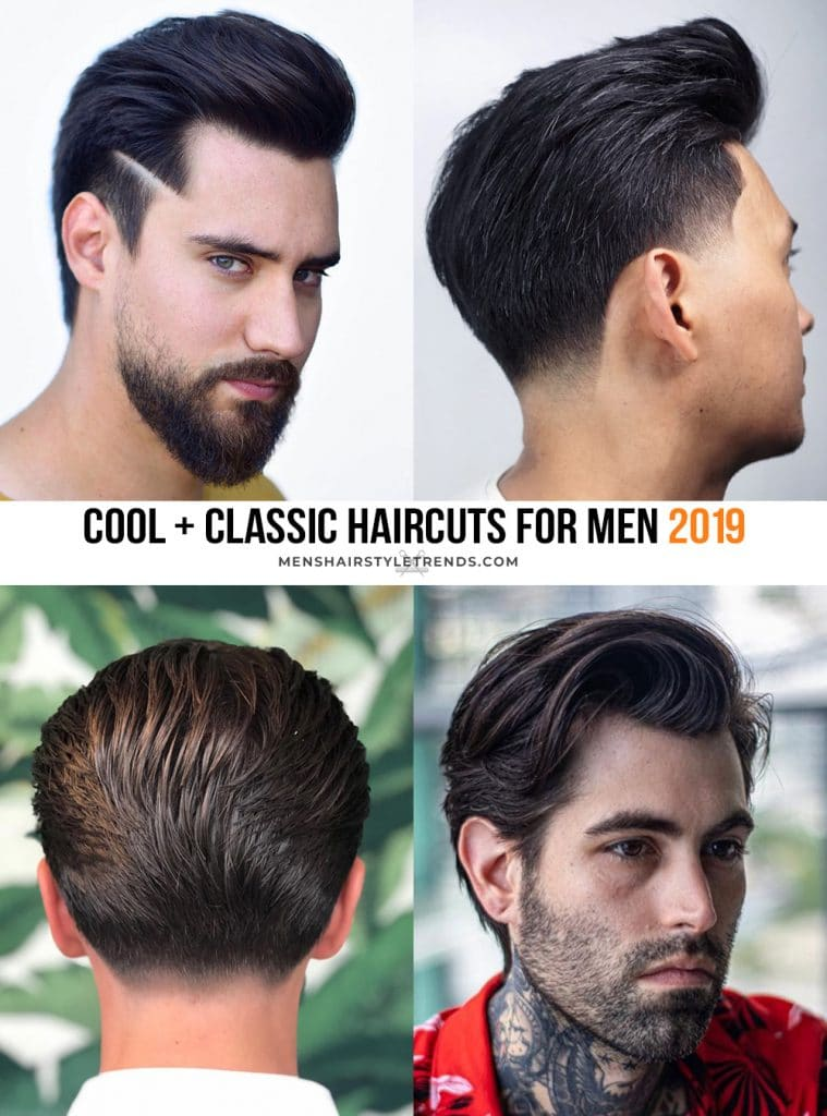 cool classic haircuts for men