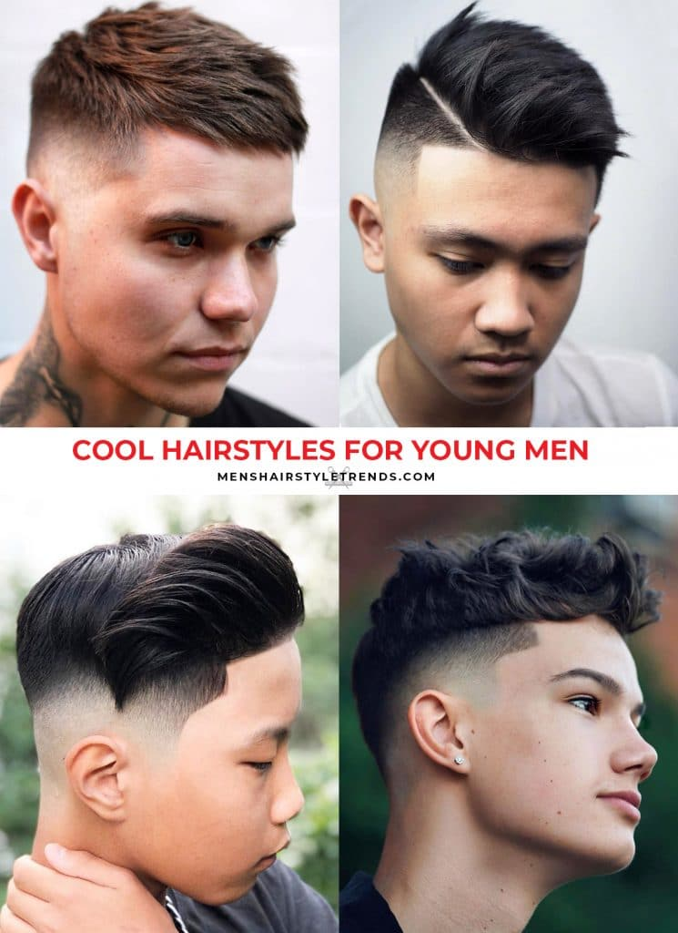 Cool Hairstyles For Young Men