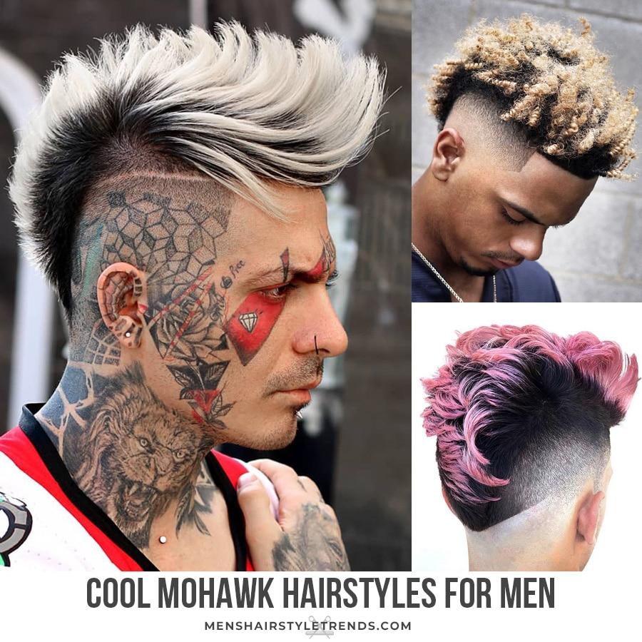 mohawk haircuts