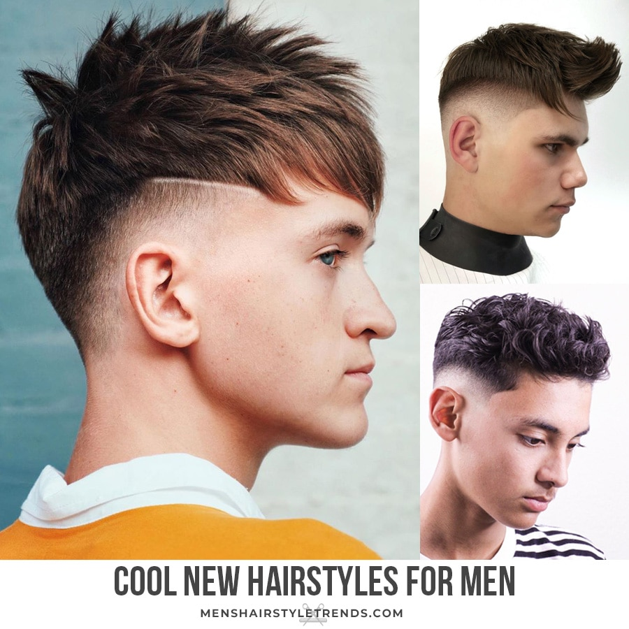 Medium Length Trend 2020 Hairstyles Men 63
