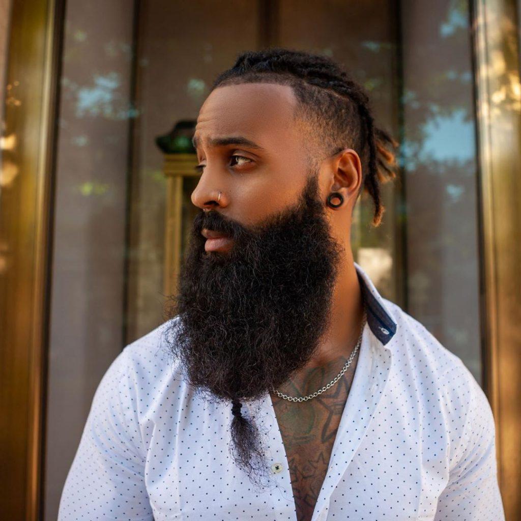 Beard Styles For Black Men Trendy Popular For 2020