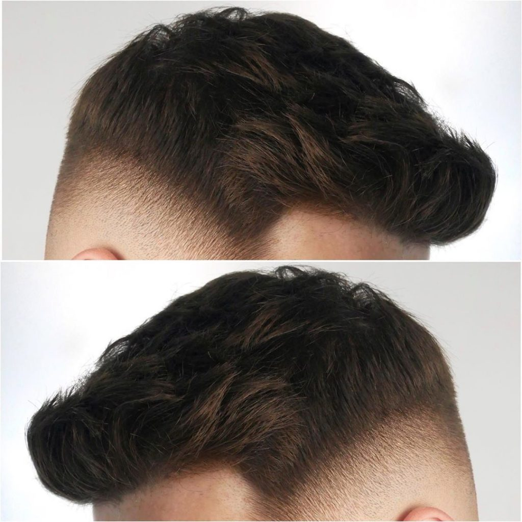 Classic Haircuts for Men with Wavy Hair