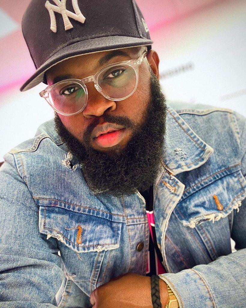 lumberjack - hipster beard for black men