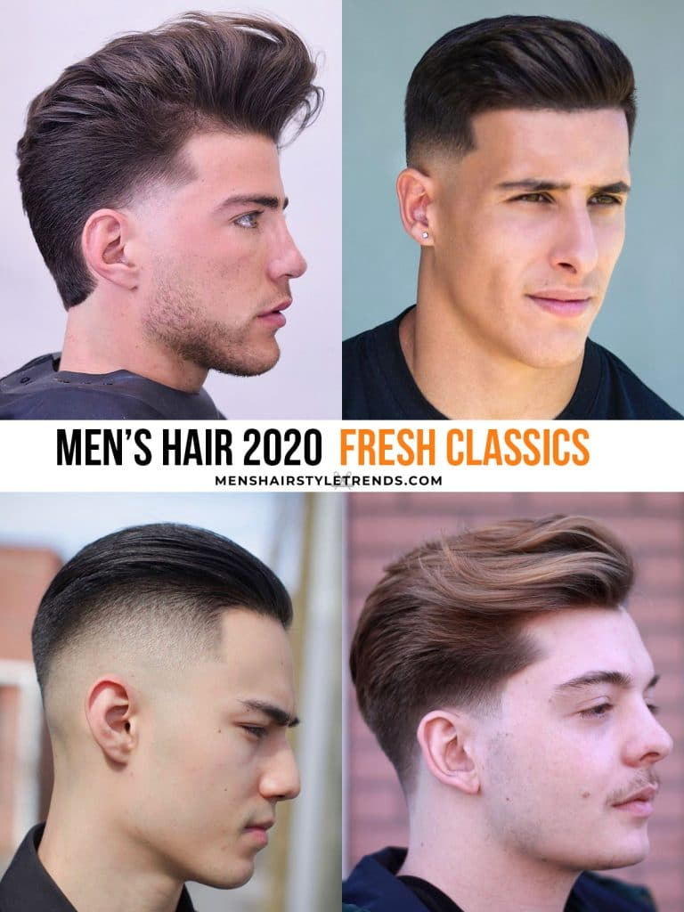 Medium Length Trend 2020 Hairstyles Men 34