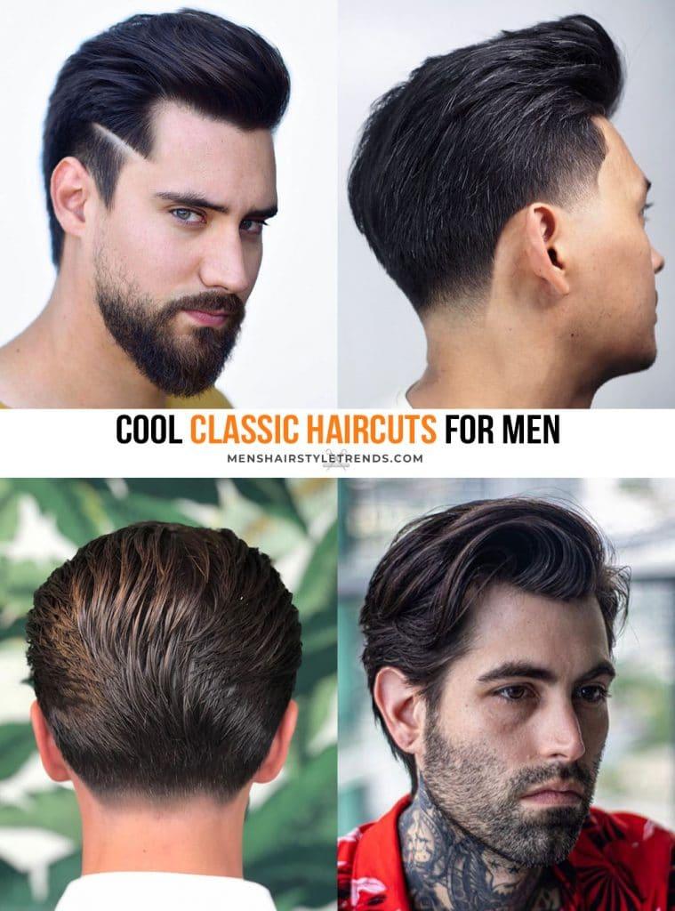 cool classic men's haircuts