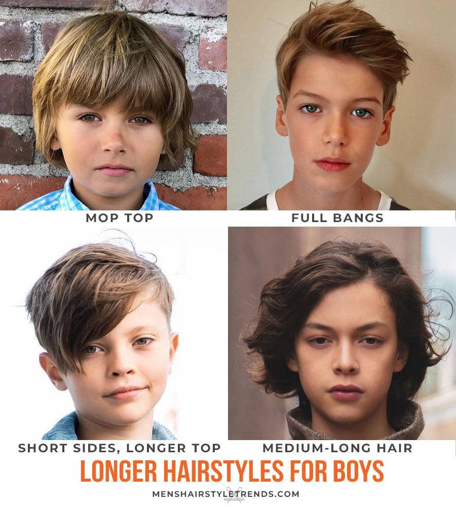 longer haircuts for boys