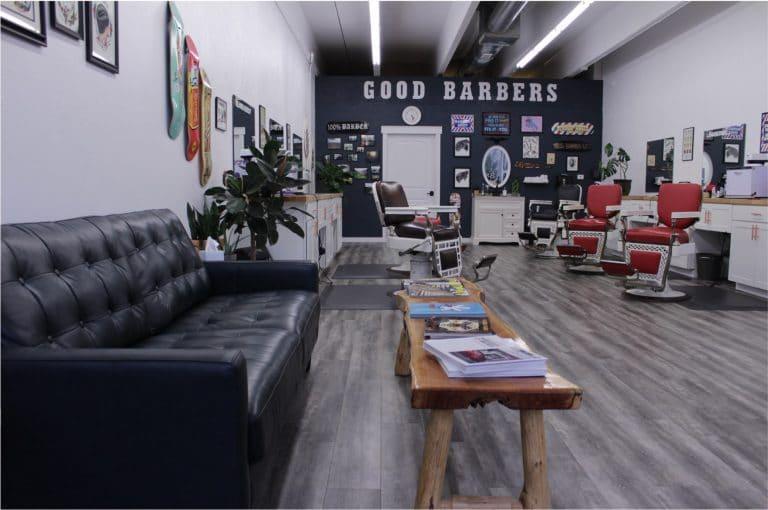 Best Barbershop in Boulder Colorado - Good Barbers