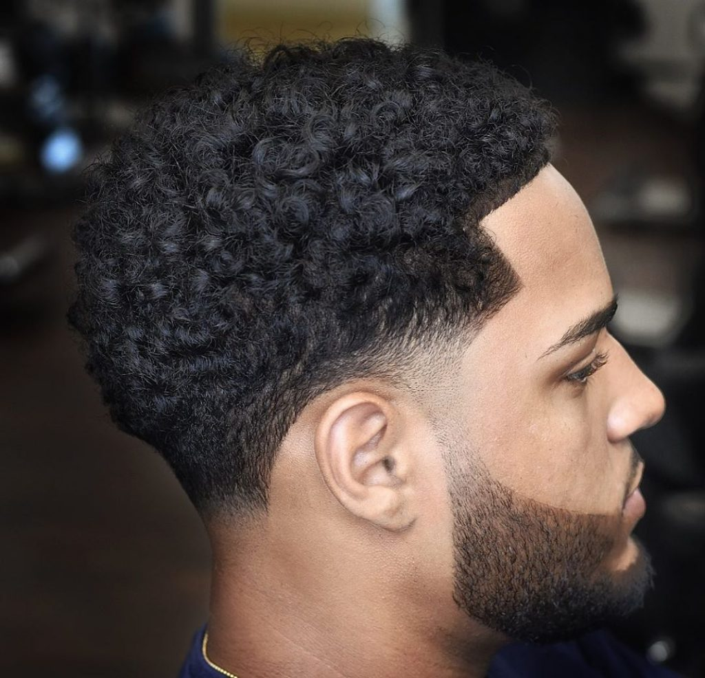 19 Fade Haircuts For Cool Curly Hair 2020 Styles