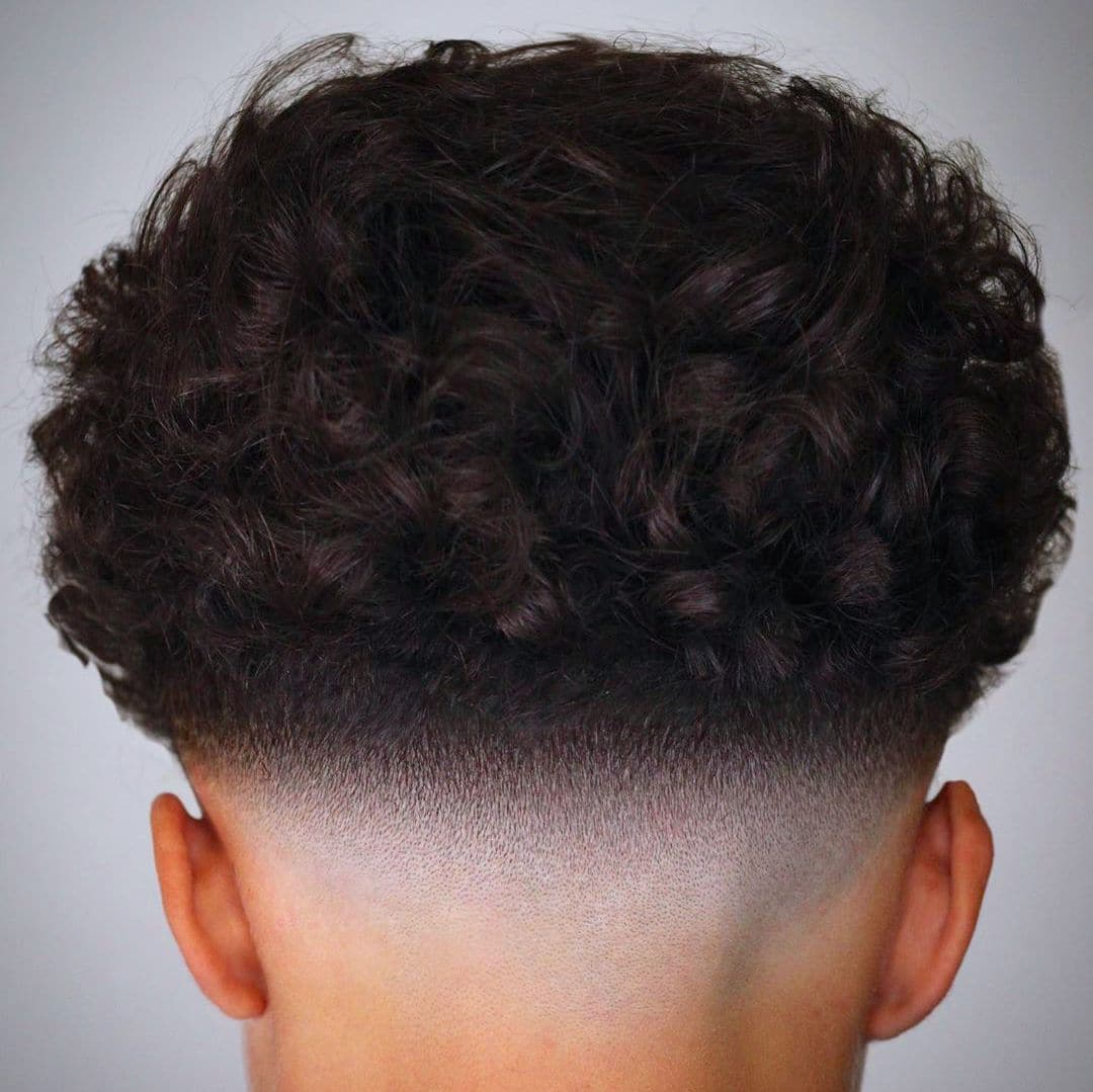 19 Fade Haircuts For Cool Curly Hair (2020 Styles)