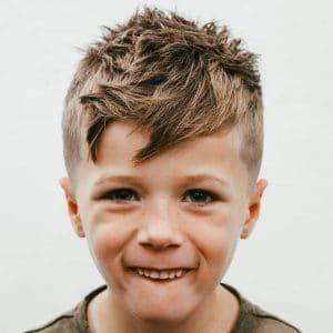 Boys Short Haircuts