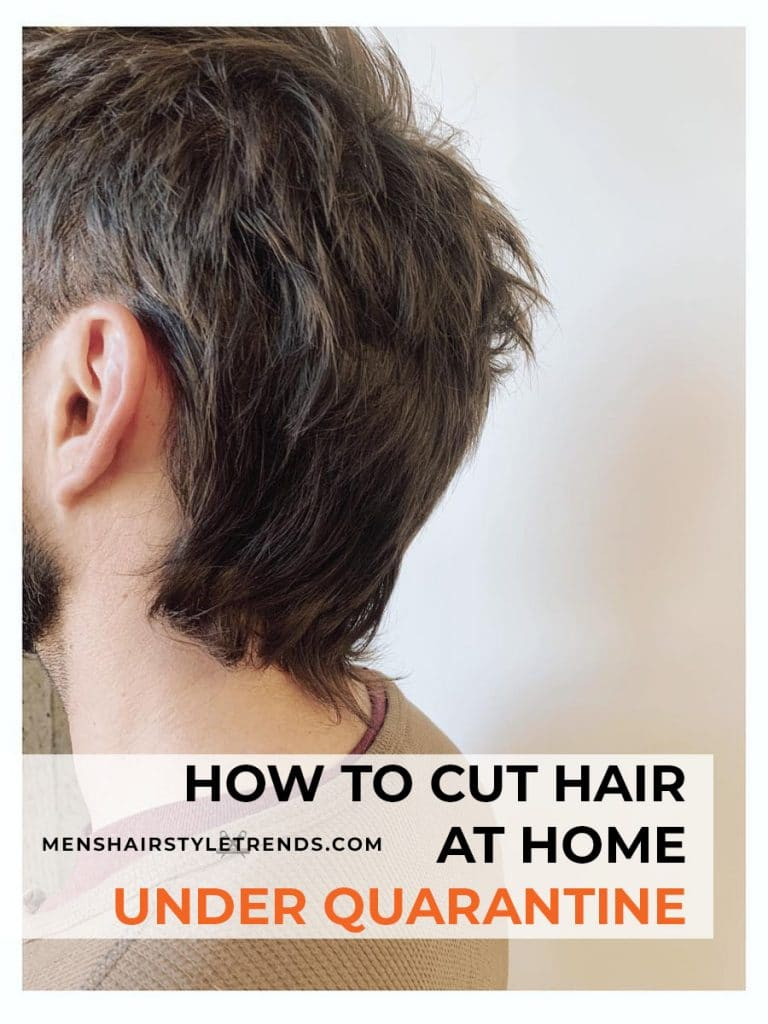 how to cut hair at home quarantine