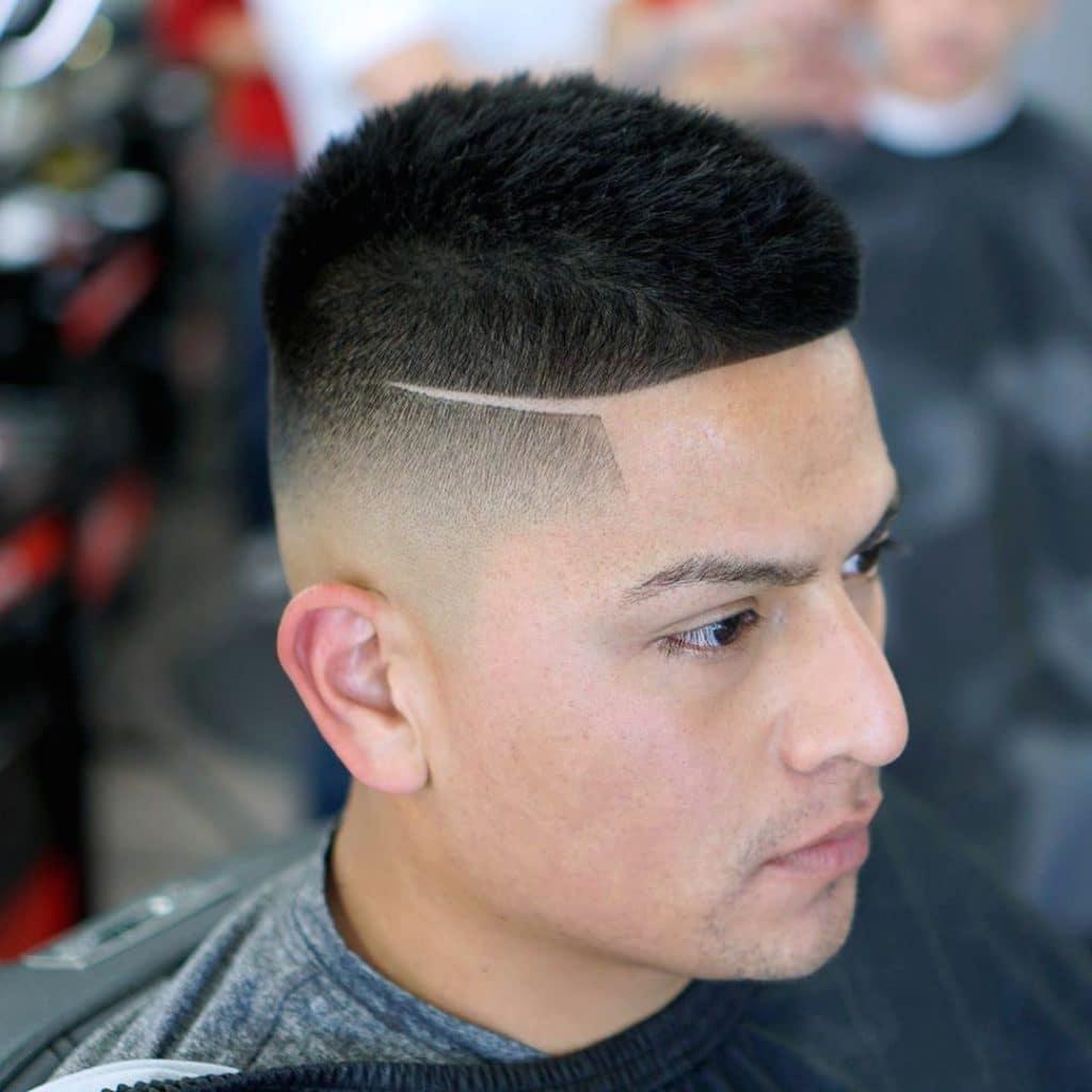 a shape up haircut